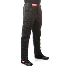 RACEQUIP SFI-5 PANTS BLACK LARGE