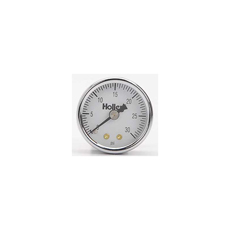 0-30 PSI FUEL PRESS GAUGE