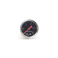 0-15 PSI FUEL PRESS GAUGE