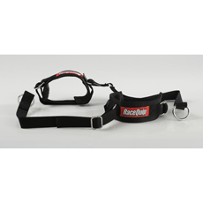 RACEQUIP STD 2' ARM RESTRAINTS BLACK