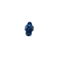 "MALE 1/8""NPT TO -4AN 1/8"" PORTBLUE 1/8"" TO -4AN ,1/8"" PORT"