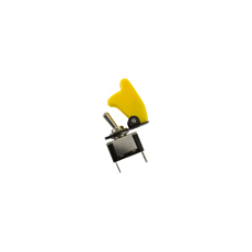 YELLOW COVERED MISSILE SWITCH