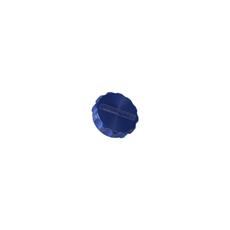 REPLACEMENT BILLET CAP SUITS  -16 BASE BLUE FINISH