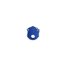 BILLET TIMING COVER 302 351C  BLUE