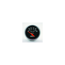 "2"" VOLTMETER, 8-18 VOLTS ELEC Sports Comp"