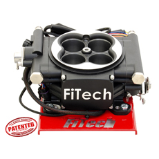 Go EFI 4 Self Tuning Fuel Injection System - Matte Black Finish
