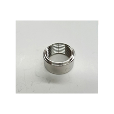 WELD ON OXY NIPPLE M18 x 1.5P - STAINLESS STEEL