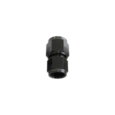 SWIVEL COUPLER REDUCER -10AN  TO -8AN BLACK FEMALE REDUCER