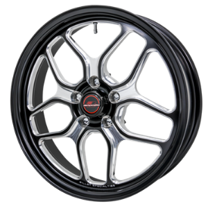 BILLET SPECIALTIES WIN LITE 18 X 5.05 X 4.75 B/C 2.5BS DRAG PACK