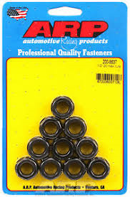 HEX NUTS 1/2'