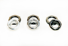 "NOTCHEAD FIREWALL RING POLISHED 5/8"" HEATER (SINGLE)"