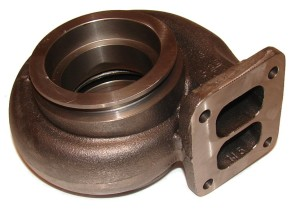 TURBINE HOUSING T4 1.32 A/R PT70 DIVIDED